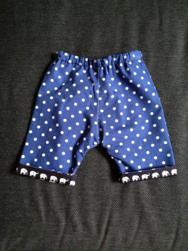 Rae's basic newborn baby pant lined